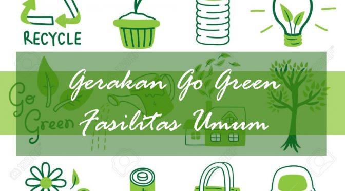 Tindakan Go Green Mulai Dari Restaurant Sampai Ke SuperMarket